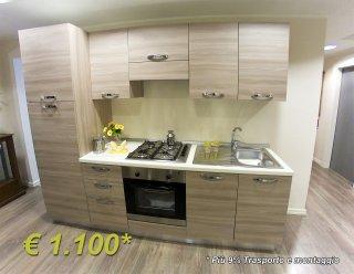 Cucina 255 cm